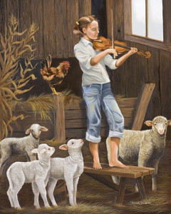Concert in the Barn