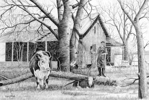Missing Heifer
