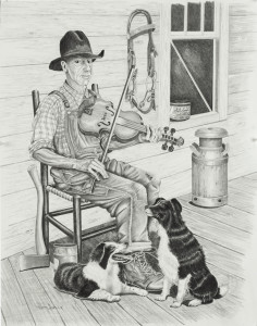 Old Jeff the Fiddler